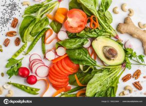 frutos secos veganos
