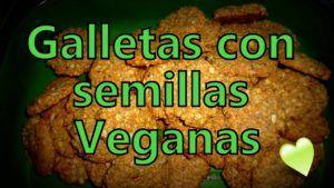 galletas vegana