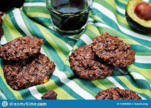 galletas veganas de avena