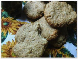 galletas veganas faciles