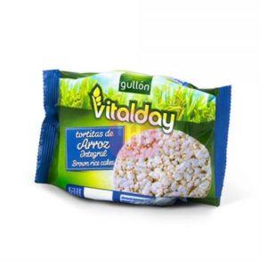 galletas vitalday veganas