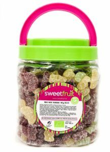 golosinas veganas granel 1kg eco