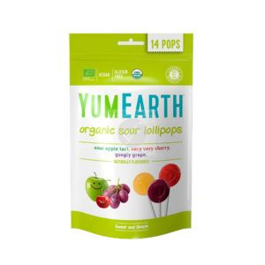 gominolas sour fruits veganas