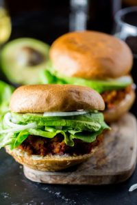 hamburguesas recetas veganas