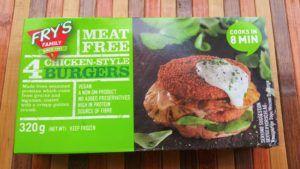 hamburguesas soja veganas