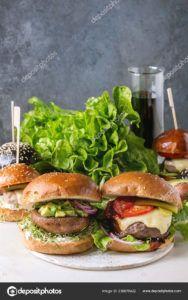 hamburguesas veganas caseras
