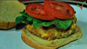 hamburguesas vegetales receta veganas