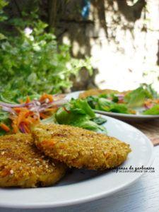 hamburguesas vegetales recetas veganas