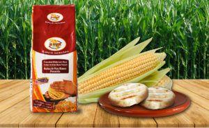 harina de maiz blanco