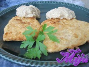 harina de soja recetas