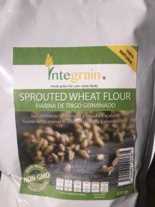 harina de trigo