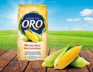 harina maiz precocida