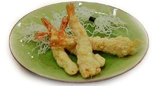 harina tempura