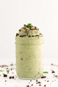 helado cremoso vegano