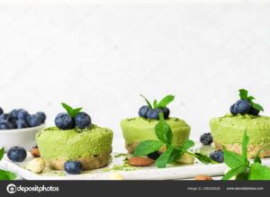 helado de frutos del bosque vegano