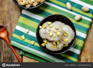 helado de platano vegano
