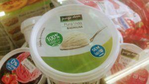 helado vegano jumbo