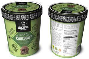 helados sin grasa vegano