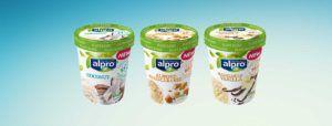 helados sin lactosa vegano
