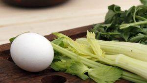 huevo de lino vegano