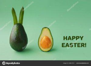 huevo pascua vegano