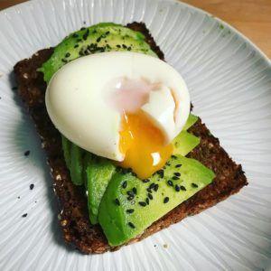 huevos receta vegano