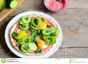 huevos recetas vegano