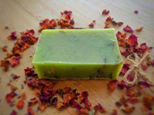 jabón nutritivo te verde vegano