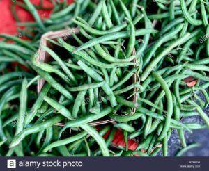 judia verde legumbre o verdura