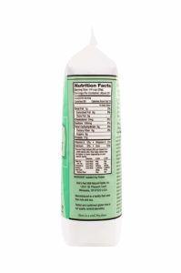 leche de soja en polvo