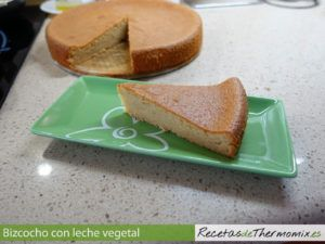 leche vegetal thermomix