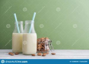 leche vegetales vegana