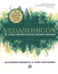 libro cocina vegana