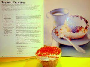 libro té americano receta