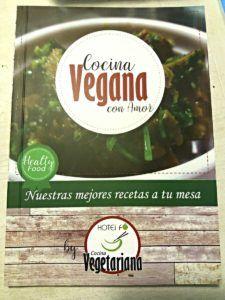libro vegetarianas recetas