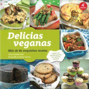 libro vida vegana recetas