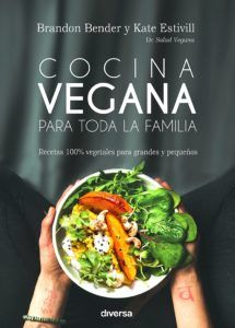 libro video receta vegana
