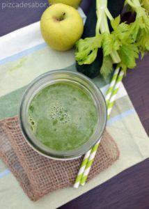 libro zumo verde receta