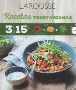 libros de recetas vegetarianas