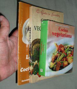 libros vegetarianos