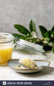 mantequilla clarificada ghee vegana