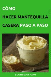 mantequilla vegana casera