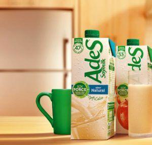 mejor leche de soja