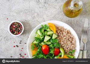 menus sin carne vegana
