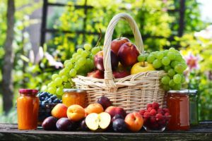 mermelada fresa sin azúcar vegana