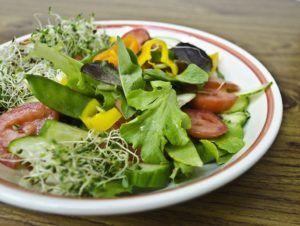 mezcla semillas veganos
