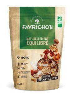 muesli de quinoa y arandanos 450gr