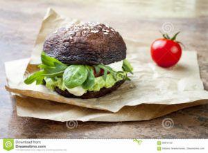 pan de hamburguesa vegano sin gluten