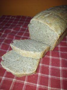 pan de lino receta