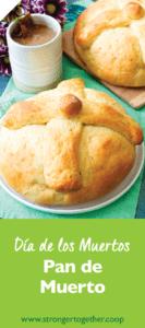 pan de muerto receta